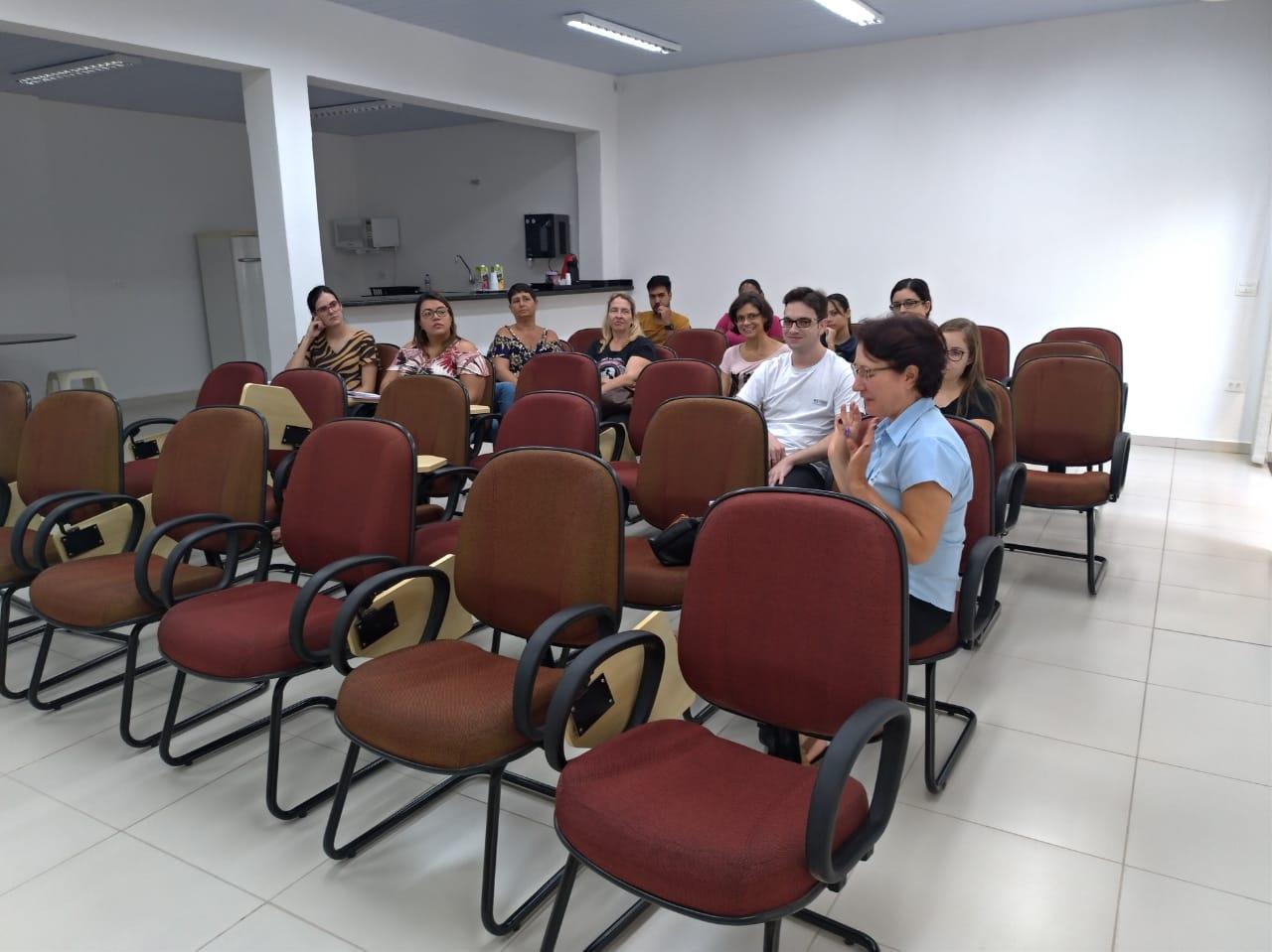 Grupo de Estudo Departamento Fiscal