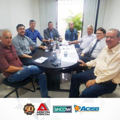 Aescon Americana e ACISB fecham parceria